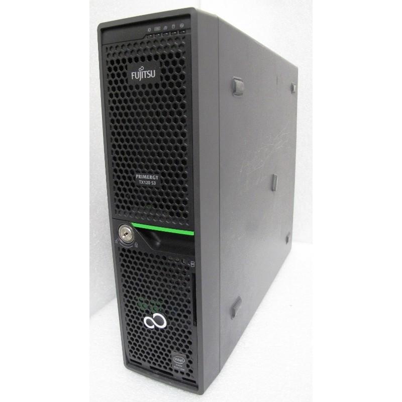 FUJITSU Primergy TX120S3p Intel Xeon 3.1GHz 4Gb NoHDD DVD