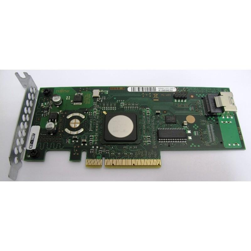 Fujitsu D2507-D11 GS 1 SAS Raid Controller PCIe - Ordi Spare