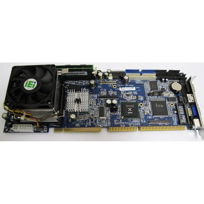Protech Systems PSB-1720LF Single Board Computer with 512Mbb RAM
