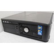 PC DELL Optiplex 780 SFF core2duo 2,93Ghz 4Gb 250Go Win7 Pro