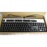 Clavier AZERTY PS/2 - Souris PS/2 HP