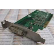 Dell 0FH868 Carte graphique DVI-D PCIe Low Profile