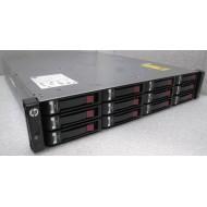 HP Storageworks P2000 AP843B 12x3Tb 2xPower Supply