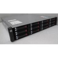 HP Storageworks P2000 AP843B 12x4Tb SAS 2xPower Supply