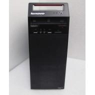 Lenovo ThinkCenter Edge72 3484 Tower Core i3-2130 3.4GHz 4Gb 1x500Go SATA W8 Pro