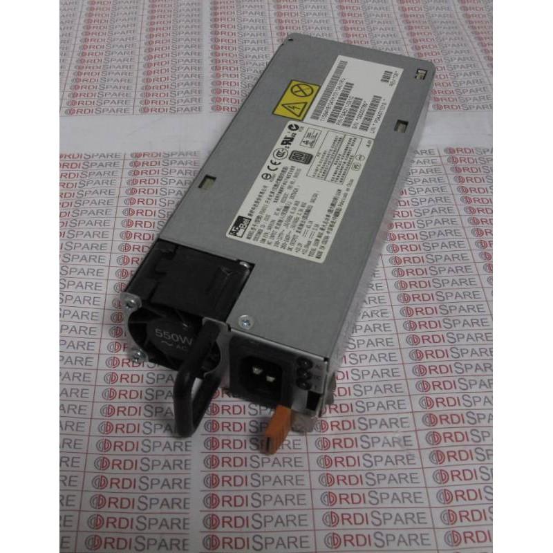 Alimentation ACBEL FSA011-031G 550W model FSA011 IBM PN 94Y8104 FRU 94Y8105