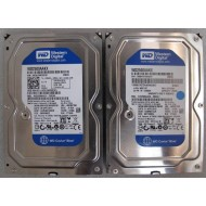 Lot HDD  WD2500AAKX SATA 3.5 250GB 16MB Cache
