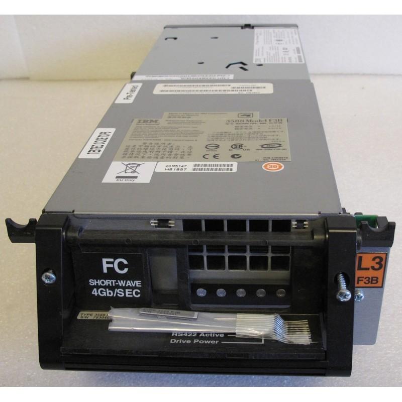 IBM 3588-F3B LTO 3 400/800Go Ultrium3 FC with Tray