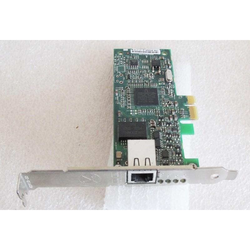 Carte réseau HP 430654-001 1 Gigabit PCIe