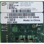 Carte réseau dual port 10/100/1000 Bate T PCI-e