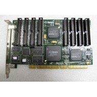 Carte controller disque 8-Port 64-Bit PCI RAID
