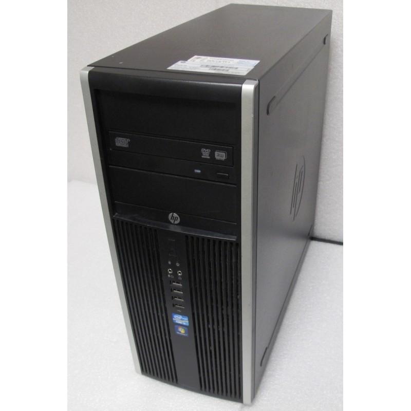 PC HP Elite 8100 Intel i5 650 3.2 GHz Windows 7 Pro