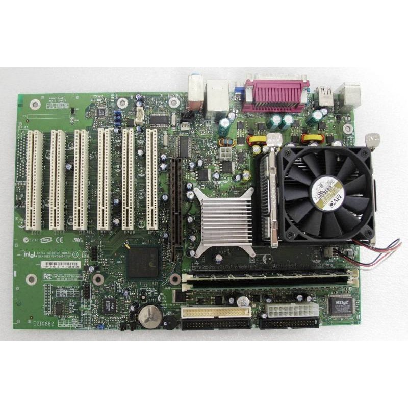 Intel D845gebv2 D845pesv Motherboard Ordi Spare