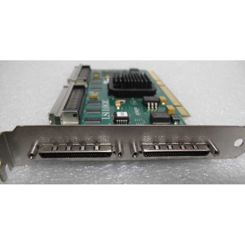 LSI Logic LSI22320-R Ultra320 SCSI to PCI Dual-Channel HBA