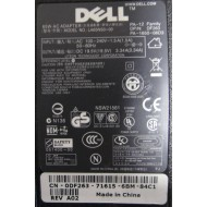 Dell 0DF263 65W PA-12 19.5V 3.34A AC Adapter