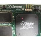 3Ware 2 Ports SATA Raid Controller