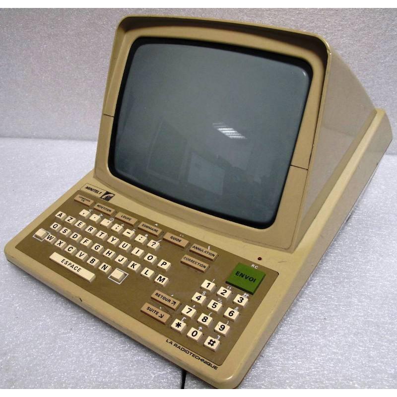 Minitel 1992