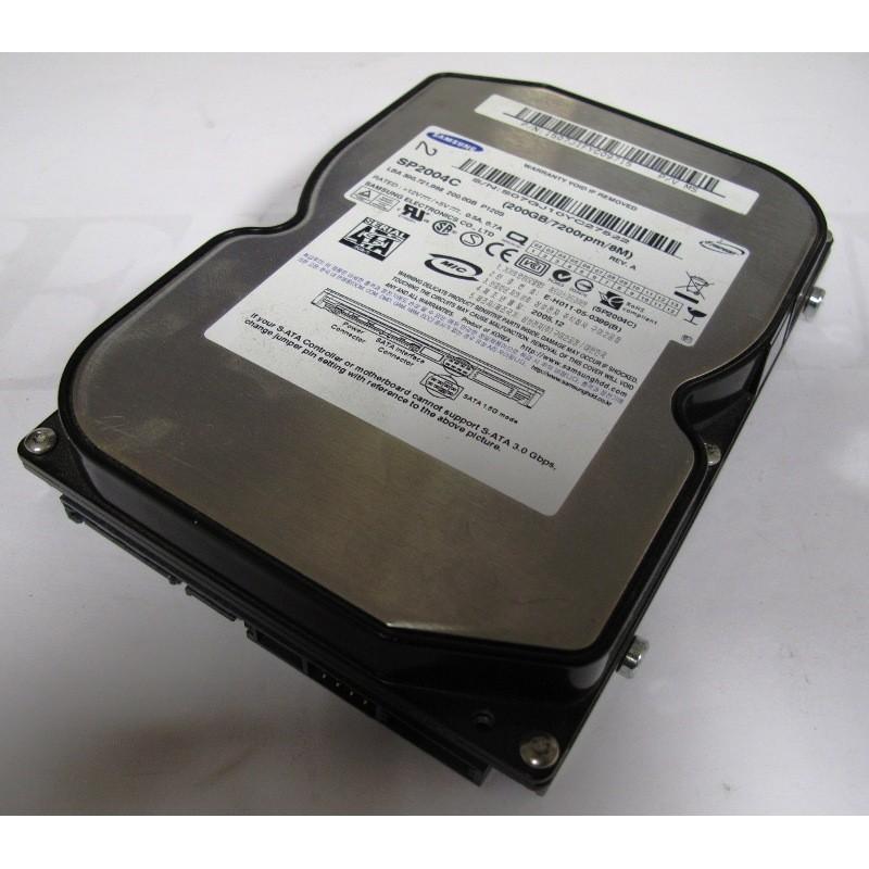 драйвер для жесткого диска samsung sp0802n