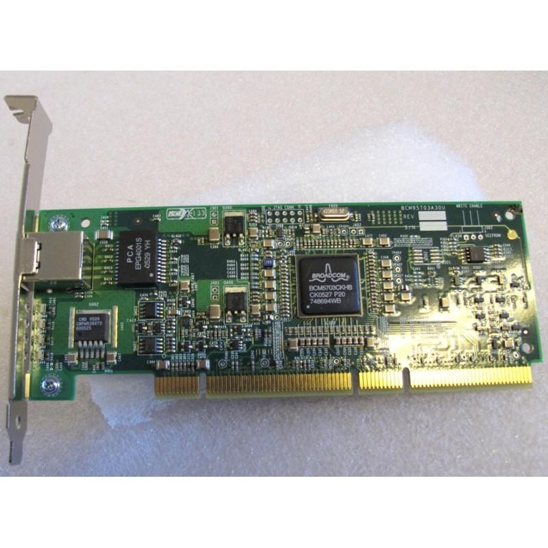 Carte réseau HP NC7771 10/100/1000 PCI-X