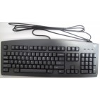 Keyboard SGI Black PS/2 P/N 062-0046-001