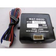 Watec WAT-660D Caméra Miniature Monochrome