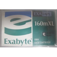 EXABYE 160mXL DATA CARTRIDGE 8MM 160M 7/14GB