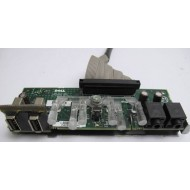 Dell CN-0TP004 Panel USB Audio I/O Power Board Optiplex 780