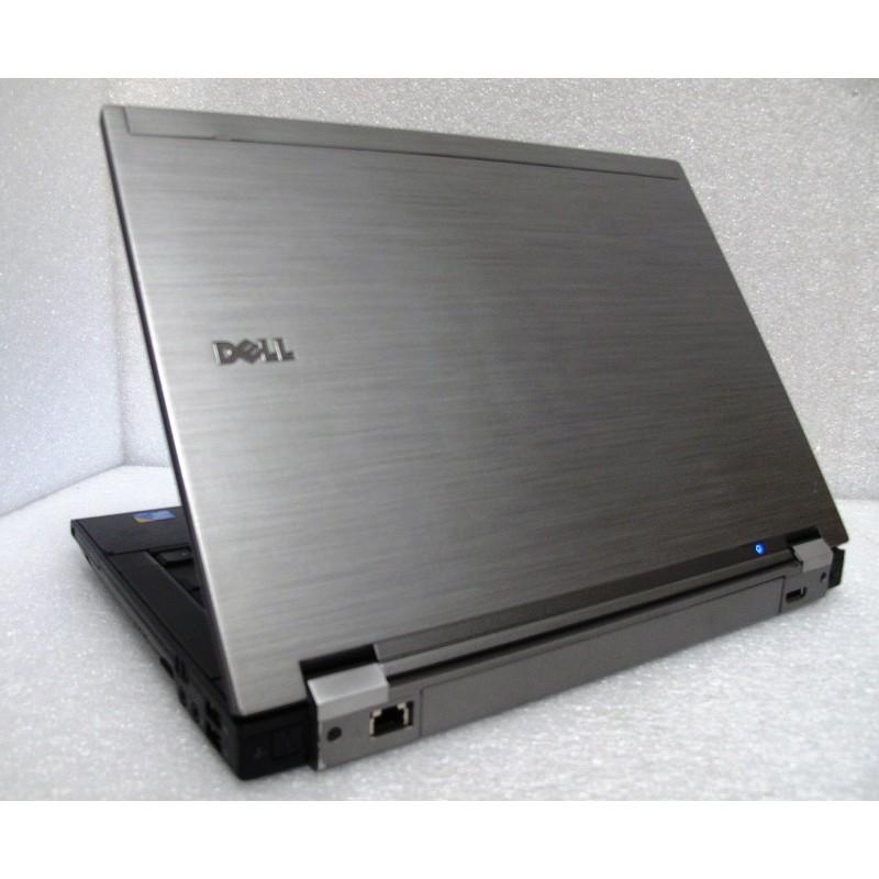 PC portable Dell Latitude E6410 Core I7 640M 2.8GHz 8Go 320Gb Sata Windows 10 Pro