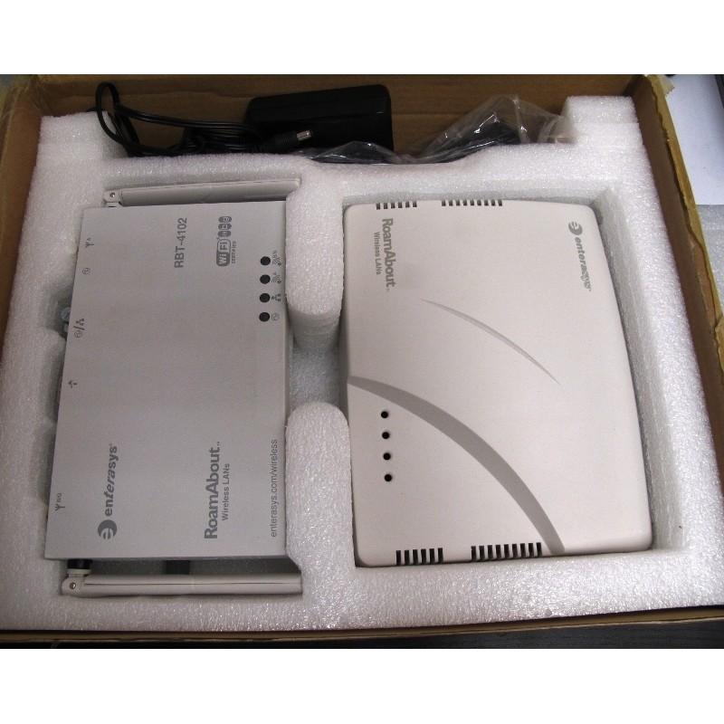 Enterasys RoamAbout Fat Access Point 80211 A B G RBT 4102 EU