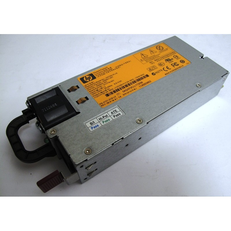 HP Power Supply HSTNS-PL18 750W for Proliant G6 et G7 - Ordi Spare