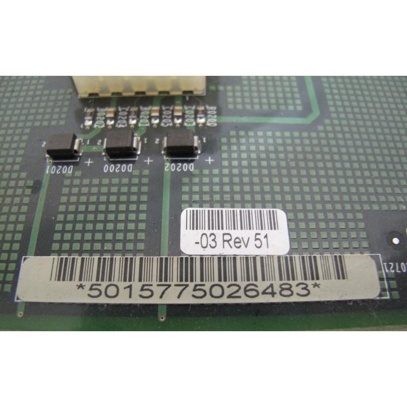 SUN 501-5775 DC Power Distribution Board - Ordi Spare