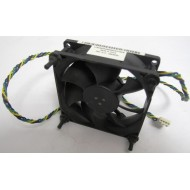 Lenovo 45K6530 Front Case Fan DC 12V 0.65A 80x80x25 mm