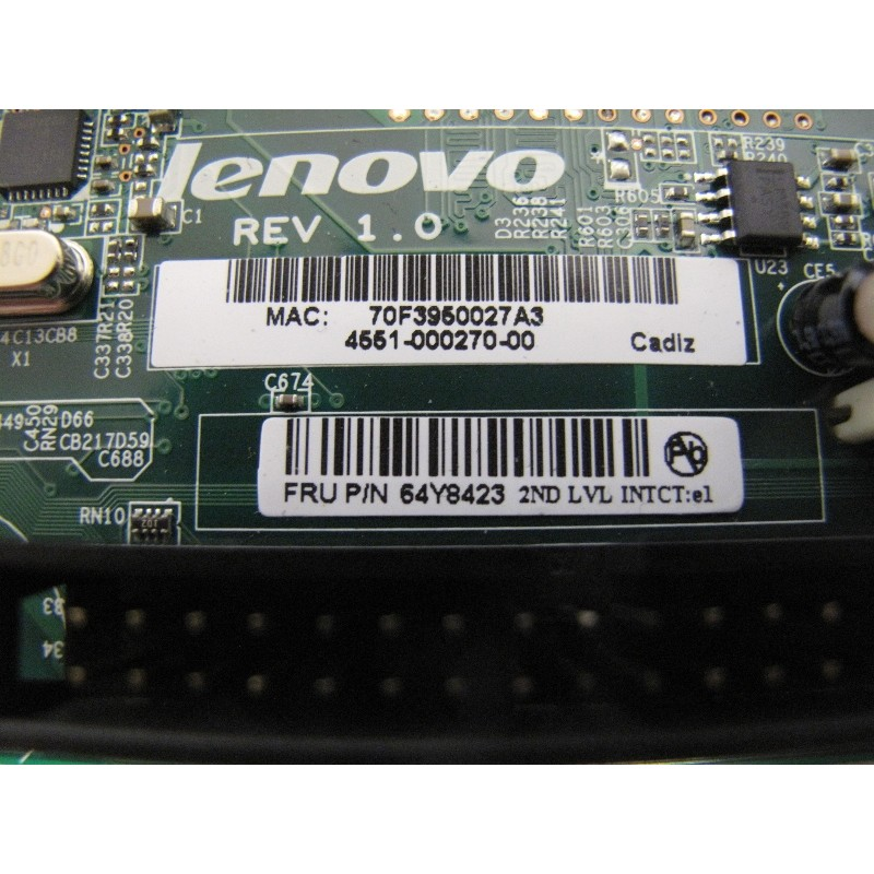 Motherboard Lenovo Thinkstation E20