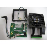 Fujitsu Bundle A3C40086493 SAS Backplane câble et Fan