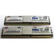 DELL 99L0180-001.A00LF 8Gb (2x4Gb) PC2-5300F ECC