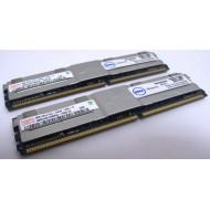 Dell SNPM788DCK2/16G (2x8Gb) PC2-5300F ECC