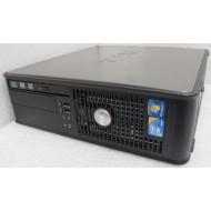 PC DELL Optiplex 780 SFF core2duo 2,93Ghz 4Gb 250Go Win7 Pro