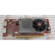 ATI RADEON HD3470 PCI-E Graphics Card 2 Display Port
