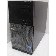 Dell Optiplex 790 Core i5-2400 3.1GHz 4Gb 250Go Windows 7 Pro 64