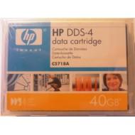 HP C5718A Data Cartridge DDS-4 20/40 Gb