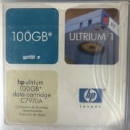 HP C7970A LTO1 Ultrium Data Cartridge 100Gb