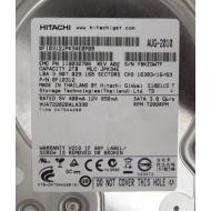 "Disque Hitachi SATA II Fibre HUA722020ALA330 PN 0F10312 3.5"" 7.2K 3Gbps caddy EMC"