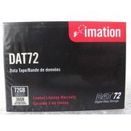 IMATION DAT72 4MM modele DAT72 DDS cartouche de données 36GB / 72GB