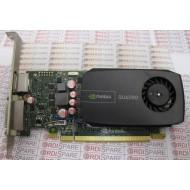 nvidia Carte graphique nvidia quadro 600 1gb ddr3 128-bit oem display