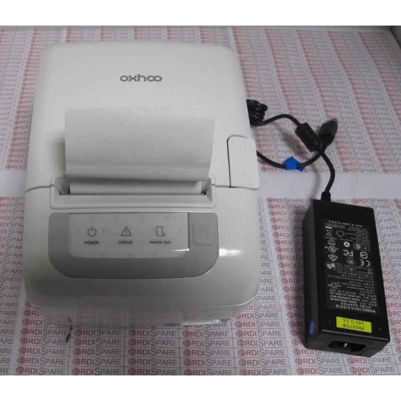 Imprimante ticket OXHOO TP35D version OXH2.15