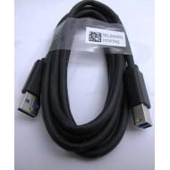 DELL 5KL2E04502 USB 3.0 Super Speed 5Gbps A Mâle to B Mâle 6Ft
