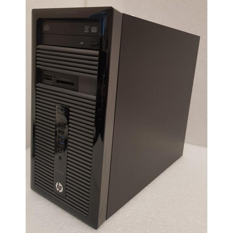 HP ProDesk 490 G1 I5-4570 3.2GHz 8Go RAM Sans disque dur