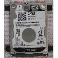"""WD3200BEKX 320GB SATA 5400t 2.5"""" HARD DISK DRIVE"""