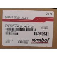 Douchette SYMBOL Quick Start Guide LS2208 lecteur code barre