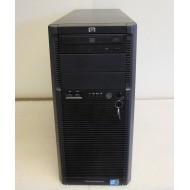 Serveur HP Proliant ML350 G6 1x quad-core  2Ghz